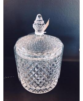 Pojemnik szklany 17,5 cm