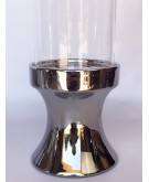 ŚWIECZNIK/LAMPION SREBRNY