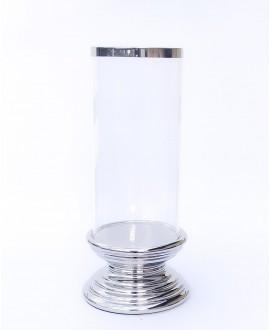LAMPION/ŚWICZNIK NA SREBRNEJ