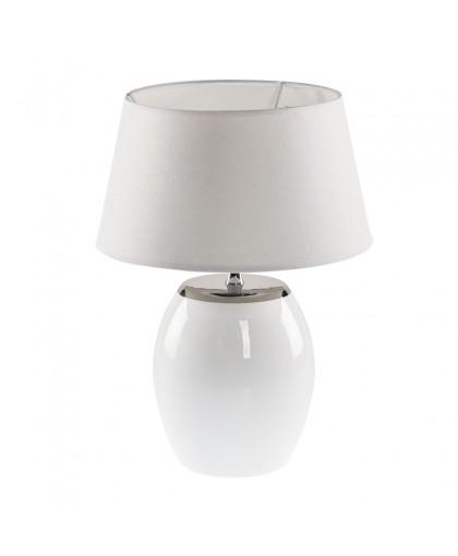 LAMPA BIAŁO-SREBRNA 35