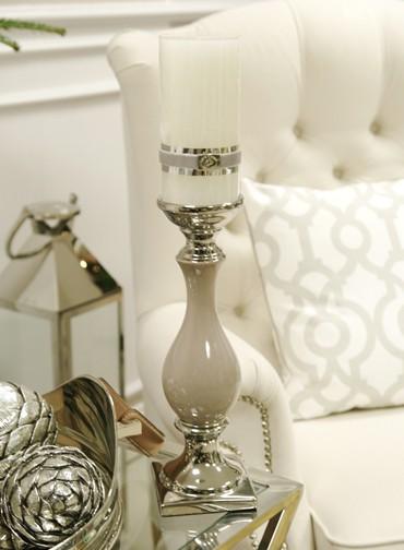 Świeczniki i lampiony